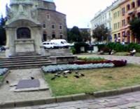 Pécs, galambok
