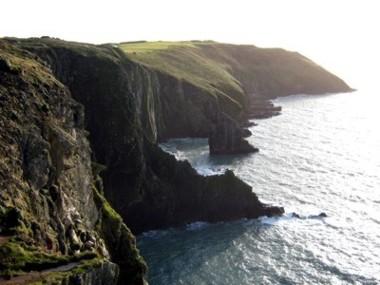 Írország, partok