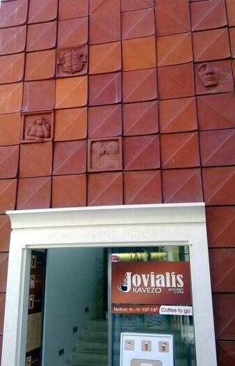 A Joviális Kávézó